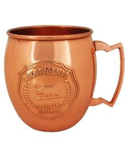 California Copper Mule Mug