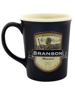 Branson Emblem Mug