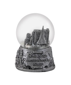 San Diego 45mm Snow Globe
