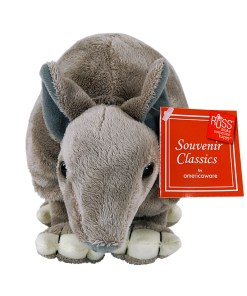 "Austin 9"" Armadillo Plush Front View"