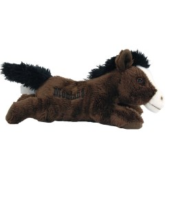 "Montana Horse 7"" Plush Side View"