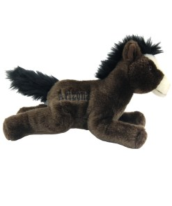 "Arizona Horse 9"" Plush Side View"