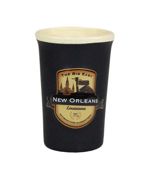 New Orleans Emblem Shot