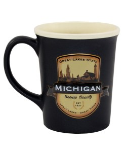 Michigan Emblem Mug