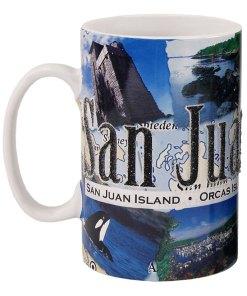 San Juan Islands Tall Mug