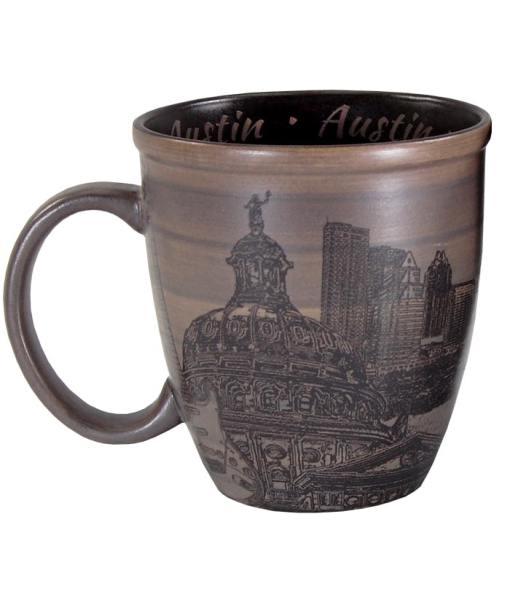 Austin Sketch Mug