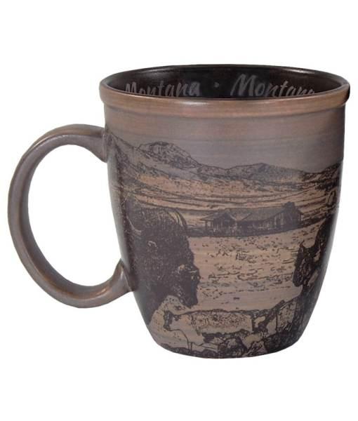 Montana Sketch Mug
