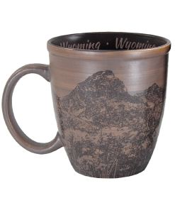 Wyoming Sketch Mug