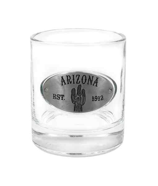 Arizona Whiskey Glass