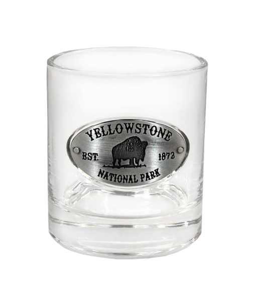 Yellowstone Whiskey Glass