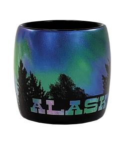 Alaska black ceramic shot