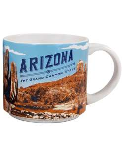Arizona Stack Mug Front Side