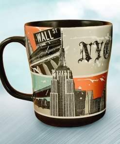 Metallic Mugs