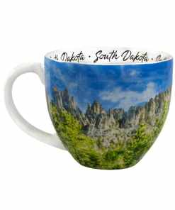 South Dakota Watercolor Mug