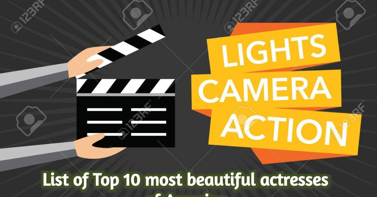 List of Top 10 most beautiful actresses of America