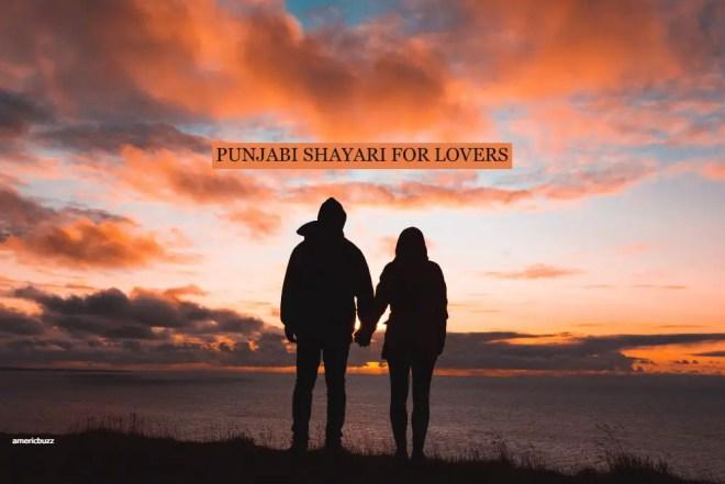 PUNJABI SHAYARI FOR LOVERS