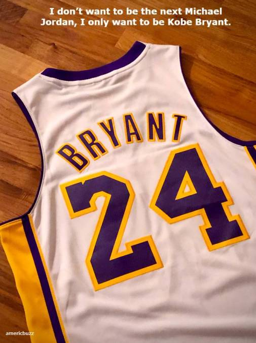 Kobe Bryant Quotes and Captions