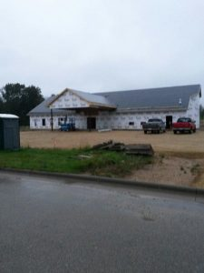 Construction contractor for Church in Stoddard, WI