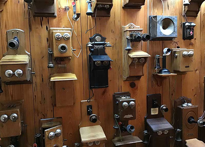Georgia Rural Telephone Museum   Americus Garden Inn Bed & Breakfast, Georgia
