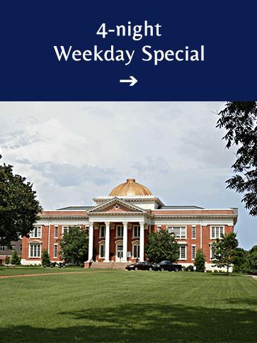 4 Night Weekday Special   Americus Garden Inn BB, near Andersonville Historic Site