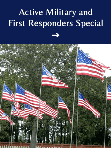Active Military And First Responders Special   Americus Garden Inn BB, near Andersonville Historic Site