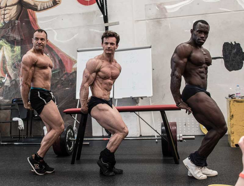 L'USO DELL'RPE NEL NATURAL BODYBUILDING