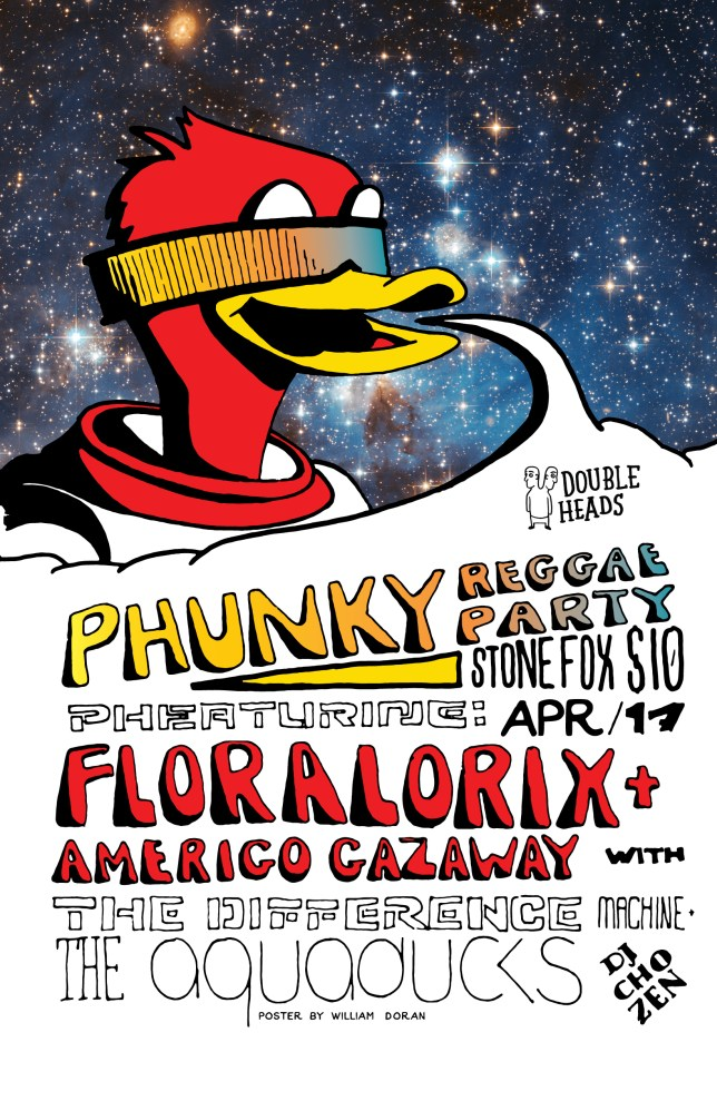 Phunky Reggae Party