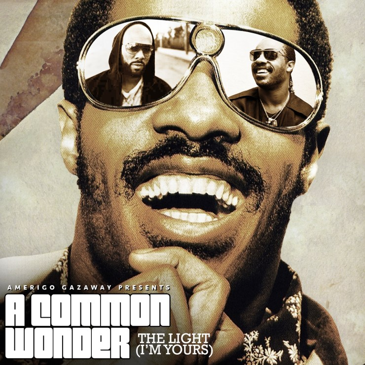 A Common Wonder - The Light (I'm Yours)