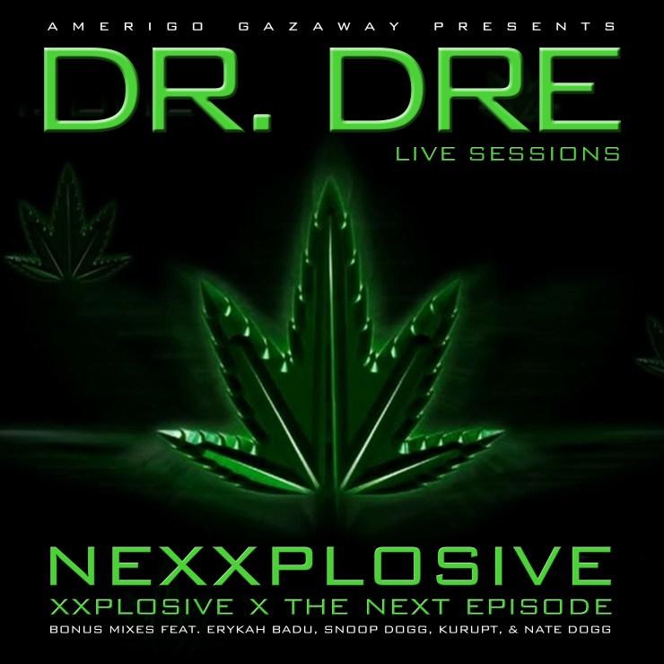 Dr. Dre - Nexxplosive (Amerigo Gazaway Rework)