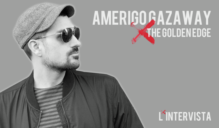 The Golden Edge x Amerigo Gazaway