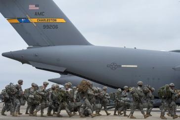 Zum G20-Gipfel in Argentinien sollen ins Nachbarland Uruguay 400 US-Soldaten und 8 Militärflugzeuge gebracht werden (Foto: Sgt. Jason Robertson)