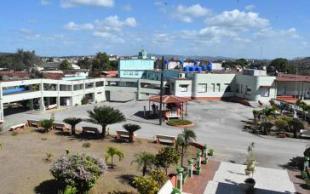 Militärkrankenhaus in Santa Clara, Kuba