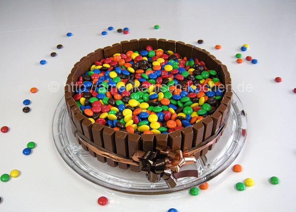 Candy Cake SigkeitenKuchen  amerikanischkochende