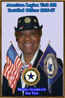 Brenda Galbreath, 2nd Vice President
