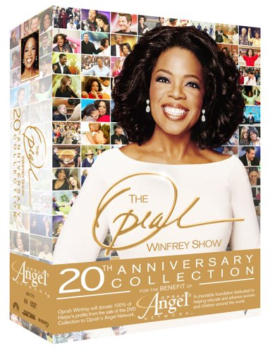 how to learn from oprah - watch her show