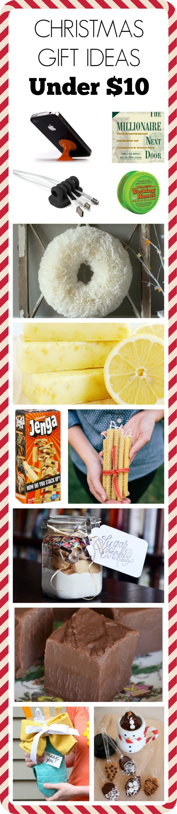 Christmas Gift Ideas Under 10.Great Christmas Gift Ideas Under 10