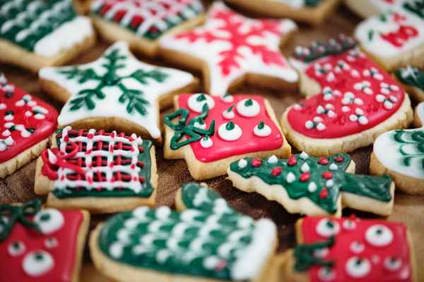 frugal christmas gift ideas traditions - cookies
