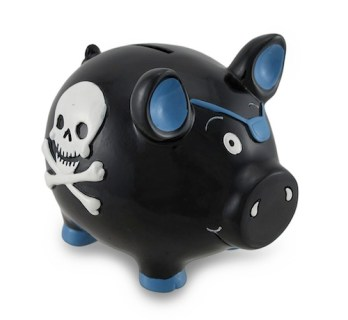 Coolest Piggy Banks For Adults