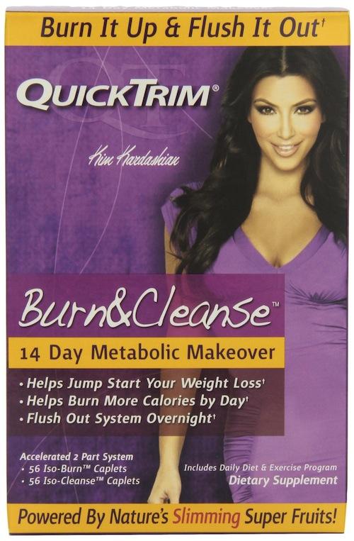 kim kardashian quick trim 14 day metabolic makeover