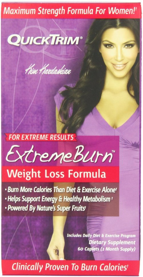 kim kardashian quick trim weight loss formula