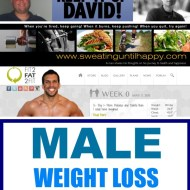 List of Male Weight Loss Bloggers
