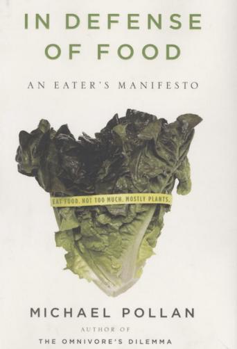 christmas gift idea - healthy food book