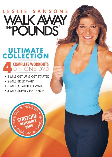 walk away the pounds dvd leslie sanson