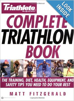 beginner triathlon training - complete triathlon book