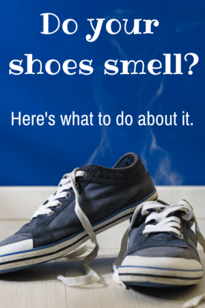 Do your shoes smell - how to fix smelly shoes