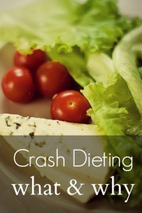 what is a crash diet