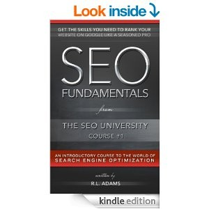 SEO Fundamentals- An Introductory Course to the World of Search Engine Optimization (The SEO University Book 1)
