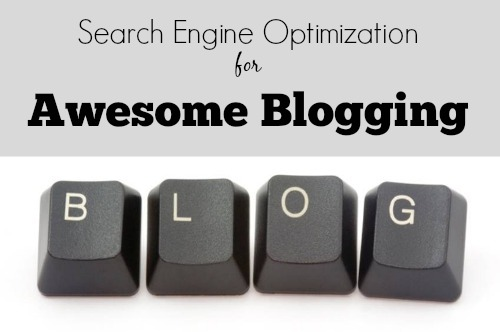 seo search engine optimization for blogging
