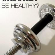 Should Gym Staff Be Healthy?