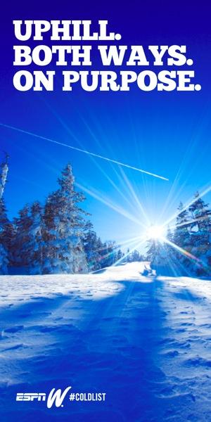 Espn cold motivation image